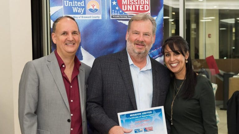 JM Family is honored to be a long-time supporter of United Way of Broward County and MISSION UNITED